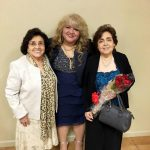 Martha, Cristina y Maria