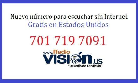 Felicidades Radio Vision US