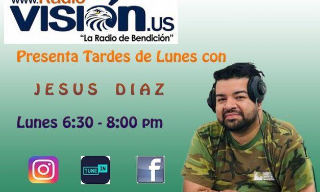 Lunes por las Tardes con Jesús Díaz